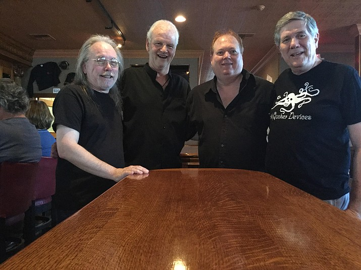 Get ready for the Izzies to turn classic rock inside out. Most bands in this genre feature favorites from the 1960s and '70s, with an occasional nod to a now aging punk or alternative hit.