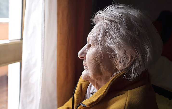Senior citizens face a number of challenges, particularly in rural areas, but experts say one problem that is often overlooked is the problem of senior isolation. (Photo by Gio Calde/Penn State)