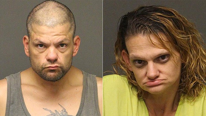 Christie Marie Fortner, Karl William Koch (MCSO photos)