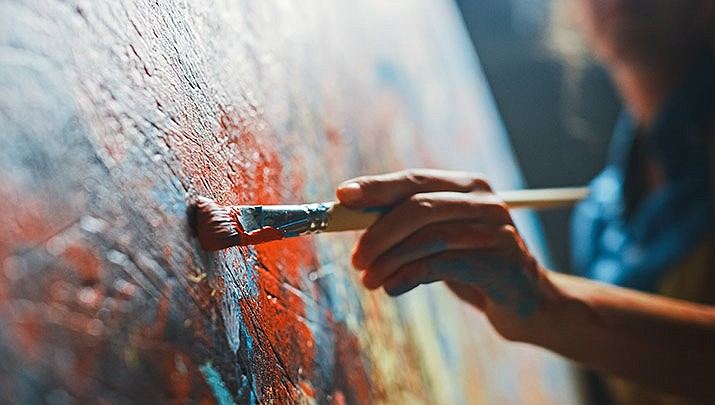 """ArtHub and Kingman Center for the Arts presents """"Artist Talks & Treats"""" at ArtHub, 402 E. Beale St. in Kingman from 10 to 11 a.m. on Saturday, Jan. 18. (Stock image)"""