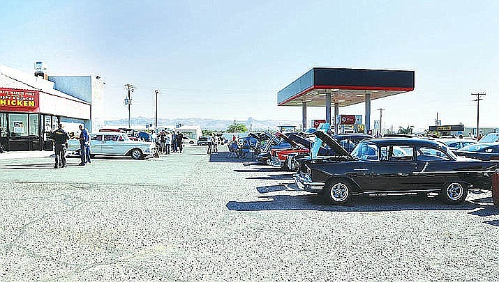 """The """"2020 Mohave County Sheriff's K9 Car and Bike Show"""" will take place at CoVeu Drinkery and Eatery, 2247 Clearwater Dr. in Bullhead City from 10 a.m. to 4 p.m. on Saturday, Jan. 18. (Miner file photo)"""