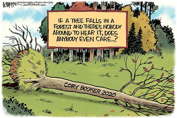 Editorial Cartoon | Jan. 15, 2020