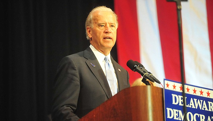 Former U.S. Vice President Joe Biden and the other candidates for the Democratic nomination for U.S. president held their final debate on Tuesday, Jan. 14 before the Iowa Caucuses. (Joe Biden Flickr photo)