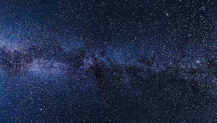 """Look to the stars at Embry-Riddle Aeronautical University's Jim & Linda Lee Planetarium, 3700 Willow Creek Rd. in Prescott for a look at the """"Prescott Winter Night Sky"""" at 6 and 7 p.m. Friday, Jan. 17, and 6 p.m. Saturday, Jan. 18. (Jim & Linda Lee Planetarium)"""