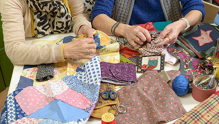 Come and learn how to quilt at the Kathryn Heidenreich Adult Center, 1776 Airway Ave. in Kingman at 9 a.m. on Thursday's. (Stock image)