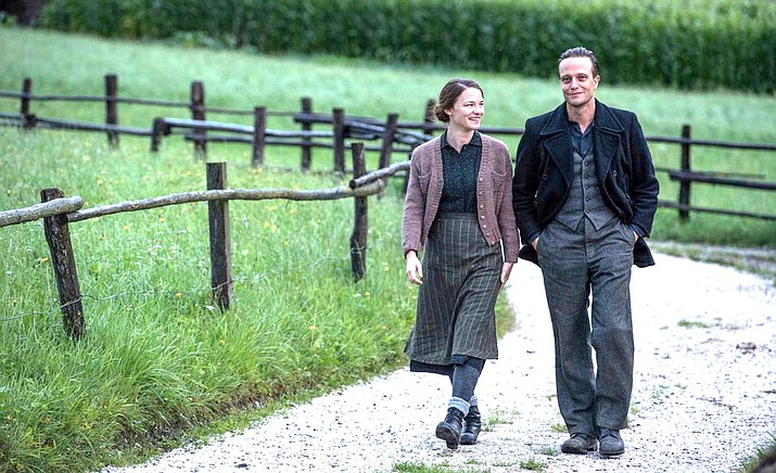 "Based on real events, from writer-director Terrence Malick, ""A Hidden Life"" is the story of an unsung hero, Franz Jägerstätter, who refused to fight for the Nazis in World War II."