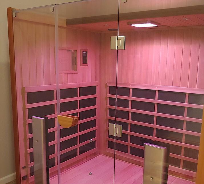 Sweat Infrared Sauna Studio (Courtesy)