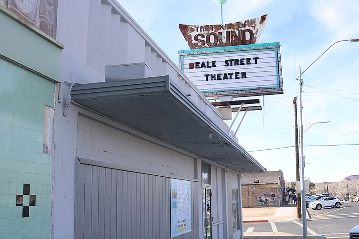 Beale Street Theater, with the help of the Kingman community, has met its $100,000 matching grant from Angle Homes. (Miner file photo)