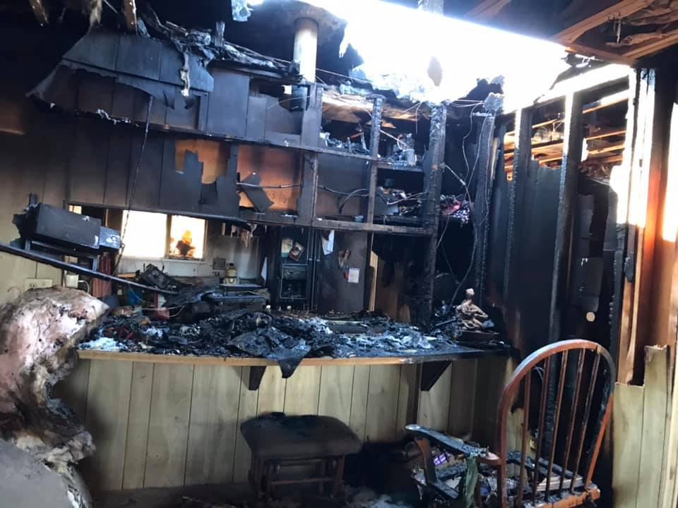 Animals die in Chino Valley house fire Saturday