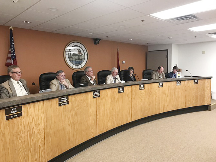 County Board of Supervisors scheduled to start budget talks on Wednesday