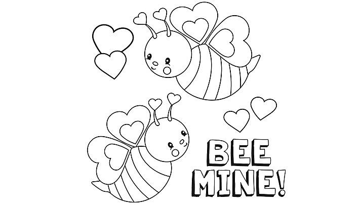 Kids, Enter The Miner's Valentine Coloring Contest By Feb. 6 Kingman  Daily Miner Kingman, AZ