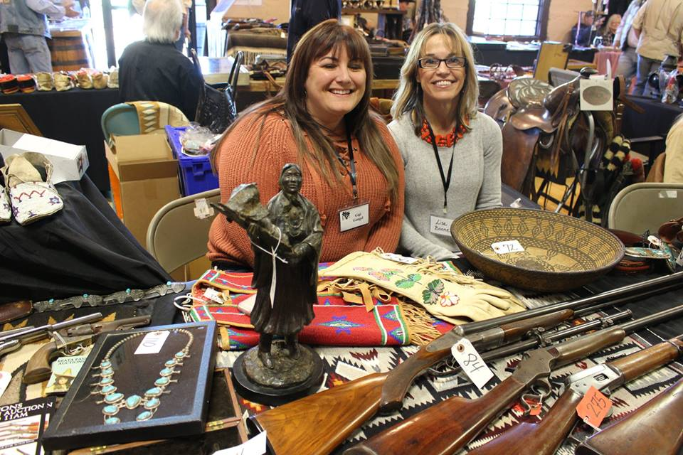 Find western antiques and collectibles at the 'Cowboy Collectors Gathering Show', Jan. 22