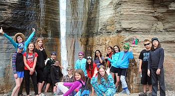 2nd annual Grand Canyon Youth storytelling event to feature Grand Canyon speed run team members photo