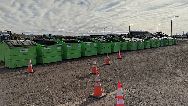 The Kingman Municipal Utilities Commission will be updated on the ongoing solid waste review study at its meeting Thursday, Jan. 23. (Miner file photo)