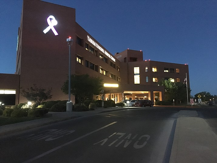 Yavapai Regional Medical Center (Matthew Van Doren/Courier)