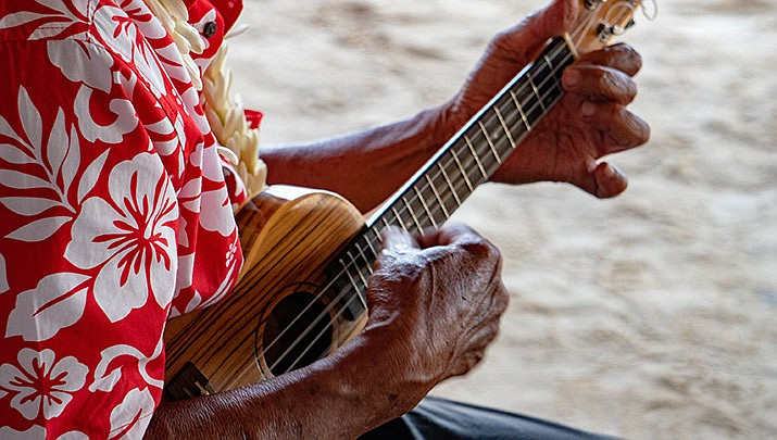 Come join Andrew Chin as he teaches us how to play island music on the ukulele from 1 to 2 p.m. at the Dewey-Humboldt Town Library, 2735 S. Corral St. on Saturday, Jan. 25. (Stock image)