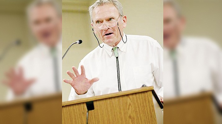 Camp Verde calls executive session to discuss Butner complaint