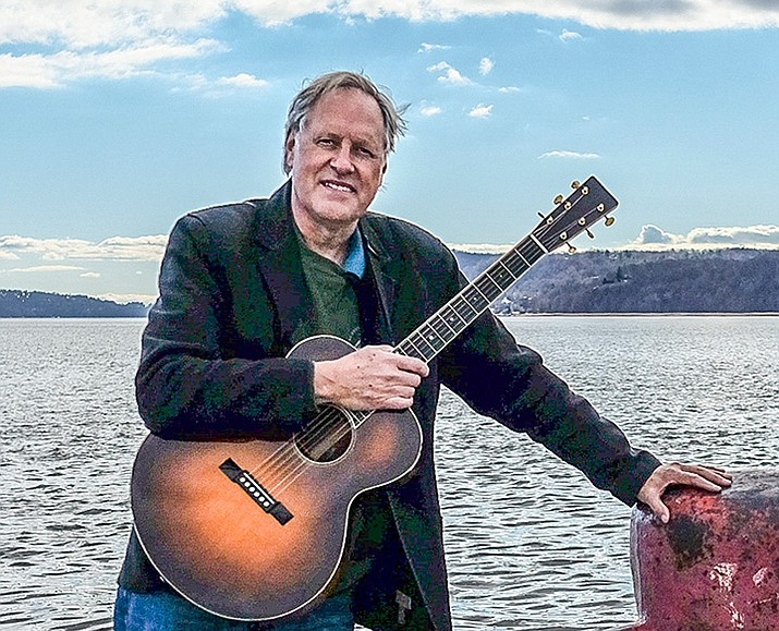 Tom Chapin's return to Prescott for a Friday, Jan. 31, performance at the Elks Theatre and Performing Arts Center Crystal Hall Ballroom will have some well-worn and brand new songs. (Tom Agostino/Courtesy)