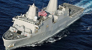 Friday Catchall: USS Granite Mountain, community still important photo