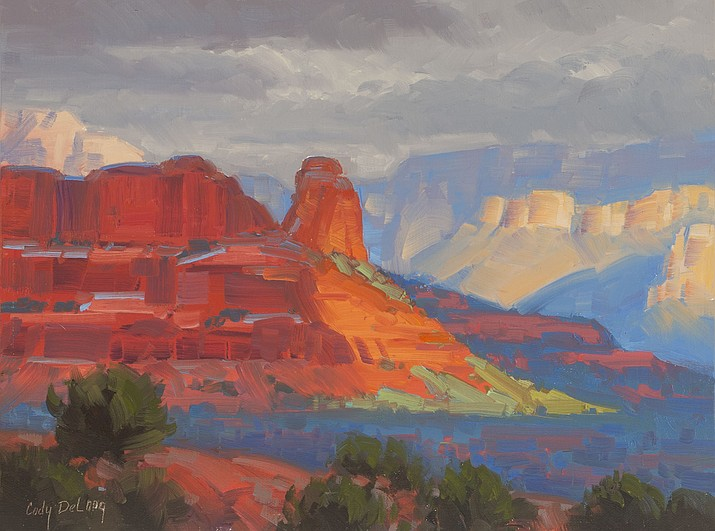 Shadows on the Move Sedona, by Cody DeLong