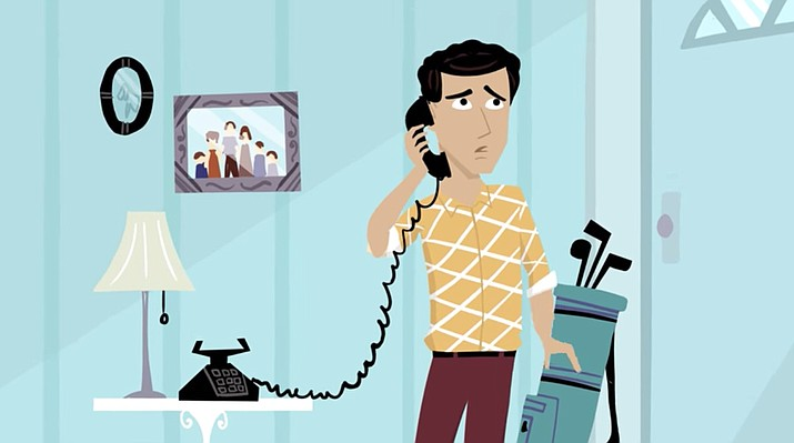 Imposters will pretend to be calling from the government, a well-known business, a romantic interest or a family member with an emergency. (Federal Trade Commission.)
