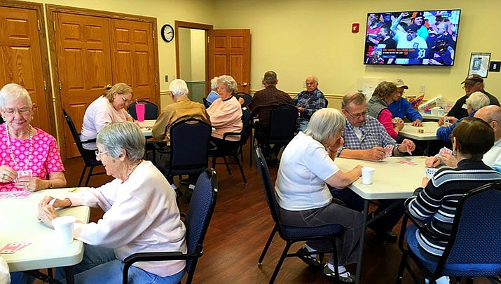 Come out and play Pinochle at the Kathryn Heidenreich Adult Center, 1776 Airway Ave. in Kingman from 10 a.m. to 12 p.m. on Wednesday, Jan. 29. (Kathryn Heidenreich Adult Center, Facebook)