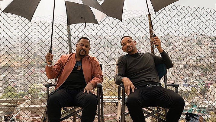Will Smith and Martin Lawrence are shown in Bad Boys for Life. (IMDb photo)