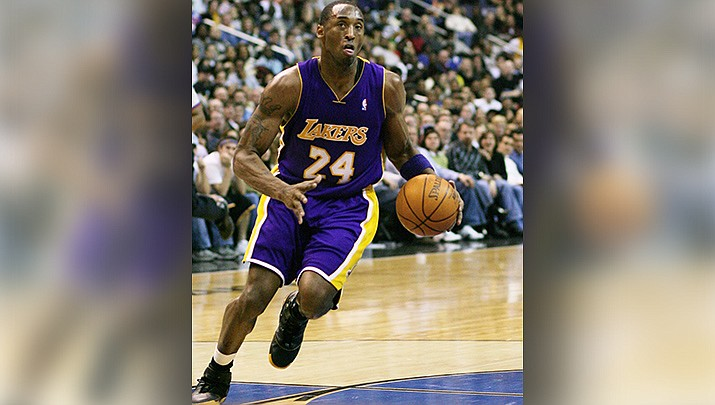 Former NBA star Kobe Bryant, shown here, and his 13-year-old daughter were among seven people who perished in a helicopter crash in Calabasas, California on Sunday, Jan. 26. (Photo by Keith Allison, cc-by-sa-3.0, https://bit.ly/2RzbdK5)