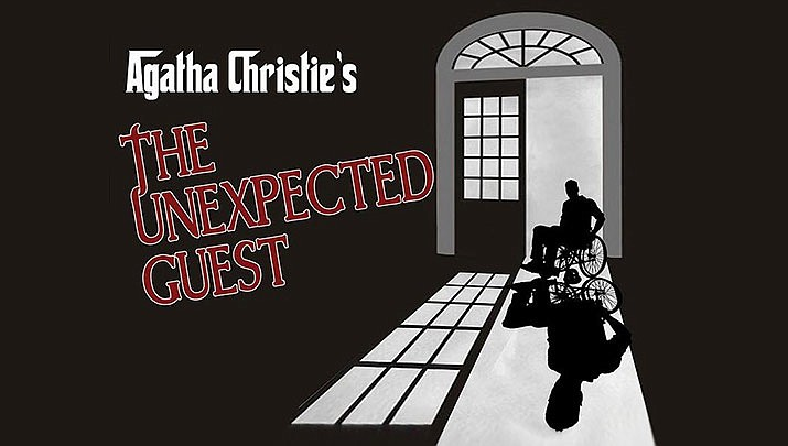 """Performances for """"The Unexpected Guest"""" are being held at the Prescott Center for the Arts, 208 N. Marina St., Jan. 30 through Feb. 1. (Prescott Center for the Arts)"""