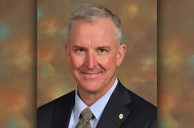 Gov. Doug Ducey announced the nomination of Dr. Todd G. Geiler to the Arizona Game and Fish Commission. (Governor's Office/Courtesy)