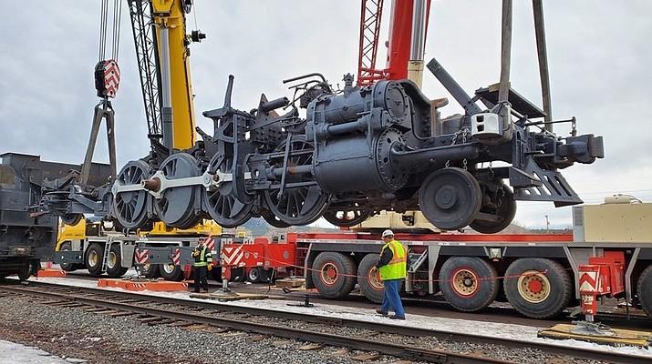 Grand Canyon Railway steam locomotive returns to Northwest