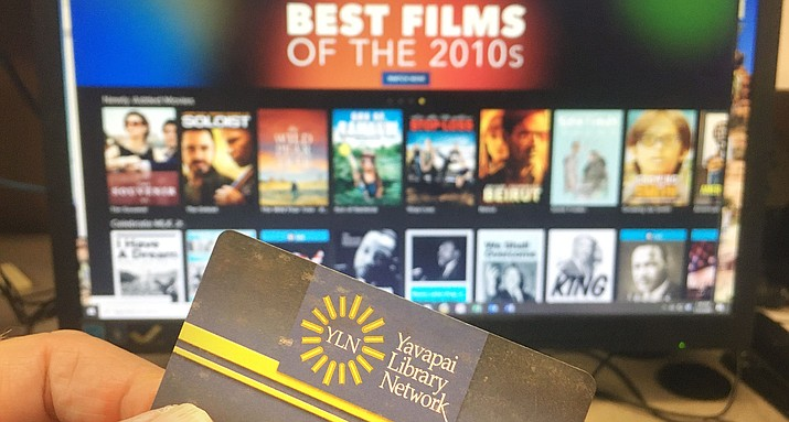 A library card in Cottonwood now gets you live-stream movies and documentaries on Kanopy.com. VVN/Vyto Starinskas