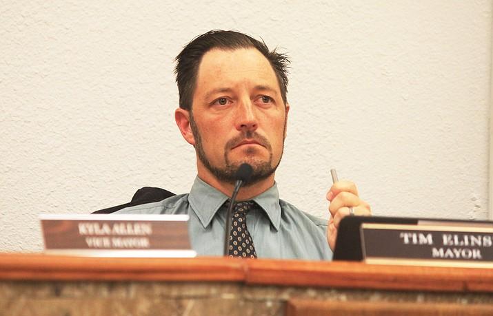 Mayor Tim Elinski. VVN file photo