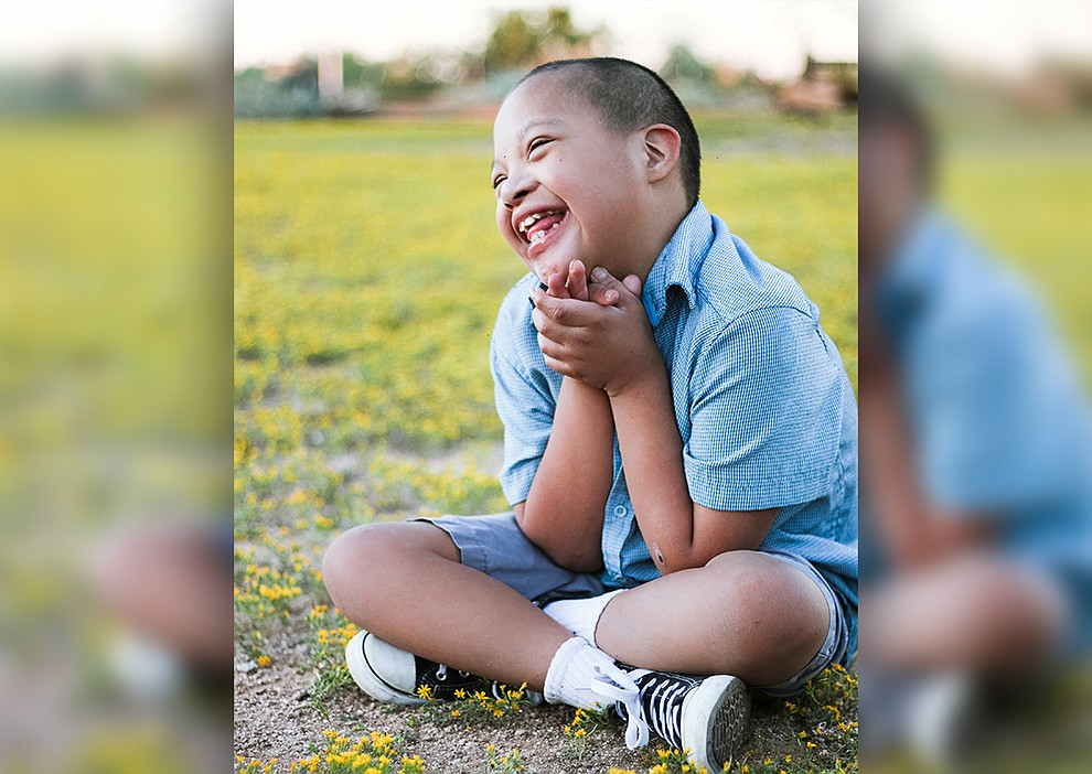 A loving and happy little boy, Anthony's giggles are so infectious, no one can help but laugh along with him! He loves taking walks, going to the park, sliding down the slide and watching movies. At school, he has learned how to match shapes and colors and trace his name. Get to know Anthony at https://www.childrensheartgallery.org/profile/anthony and other adoptable children at the childrensheartgallery.org. .
