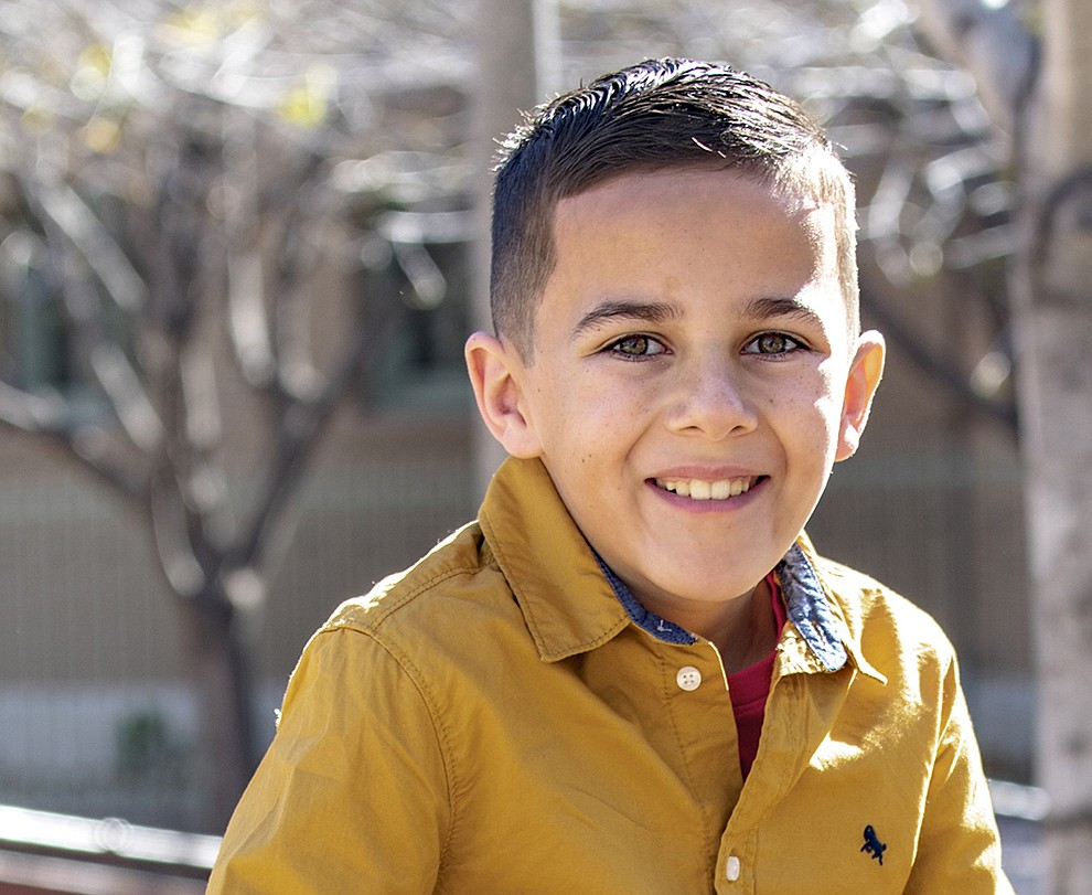 This kid is all about cars and trucks! Chase likes to talk about cars, dreams of inventing the fastest engine of all time, and can describe in detail his ideal monster truck. A bright, polite boy, he also does well in school, loves shooting hoops, and is learning new skills in Jujitsu. Get to know Chase at https://www.childrensheartgallery.org/profile/chase and other adoptable children at the childrensheartgallery.org. .