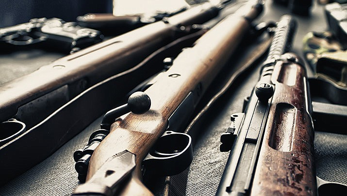 """The """"Kingman Gun & Knife Show"""" will be held at the Mohave County Fairgrounds, 2600 Fairgrounds Blvd. in Kingman from 9 a.m. to 5 p.m. on Saturday, Feb. 8 and from 9 a.m. to 3 p.m. on Sunday, Feb. 9. (Stock image)"""