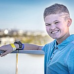 Jayden loves the Avengers – especially Captain America – and doing arts and crafts at school. If he had to choose a favorite food, it would be spaghetti, though wings – especially from Buffalo Wild Wings – are a close second. As for his favorite animal, that's an easy one: Chihuahuas all the way! Get to know Jayden at https://www.childrensheartgallery.org/profile/jayden and other adoptable children at the childrensheartgallery.org.