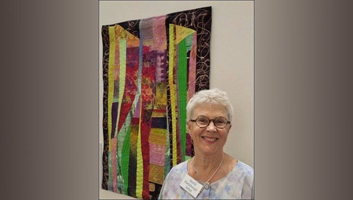 """Fiber artist Marla Hattabaugh will present a free public talk, """"The Amazing Quilts of Marla Hattabaugh,"""" hosted by the Prescott Art Docents from 10:30 to 11:30 a.m. at Prescott Center for the Arts Theatre, 208 N. Marina St. on Monday, Feb. 3. (Prescott Art Docents)"""
