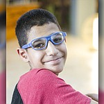 Yahya is one of the most positive souls you'll ever meet. He loves playing with Legos, assembling puzzles, riding scooters, bikes, playing remote control cars, coloring, blowing bubbles and creating things with Play-Doh. Yahya also loves dogs and hopes to have his own pet dog someday. Get to know Yahya at https://www.childrensheartgallery.org/profile/Yahya and other adoptable children at the childrensheartgallery.org.