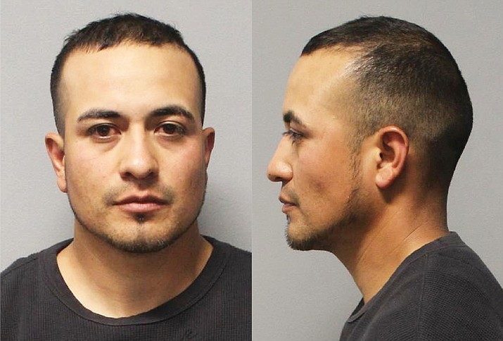 Jacob Alonso Ramirez, 30, of Cornville turned himself into authorities Saturday, Feb. 1, 2020, after allegedly assaulting his girlfriend late Thursday, Jan. 30. (YCSO/Courtesy)
