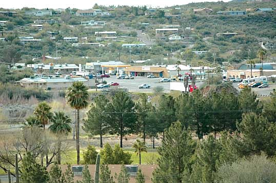 Black Canyon City will be part of a community cleanup. (Courier, file)