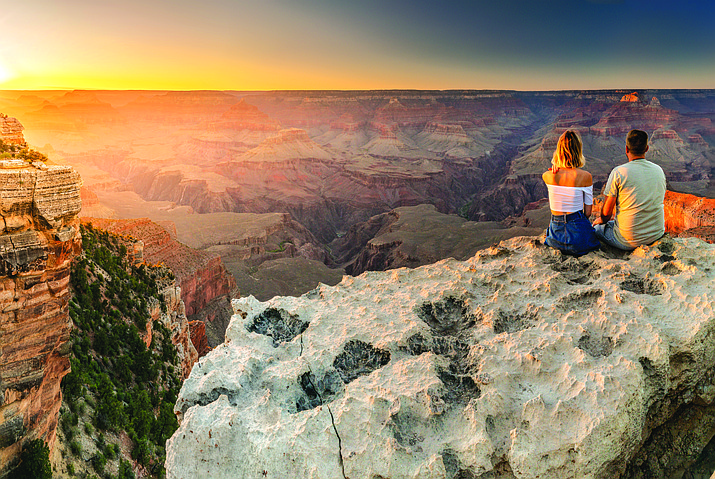Special Use and Commercial Use Permits are issued by the National Park Service for visitors to Grand Canyon. The permit processing time period will temporarily be extended effective Feb. 14 until this summer. (Photo/Adobe stock)
