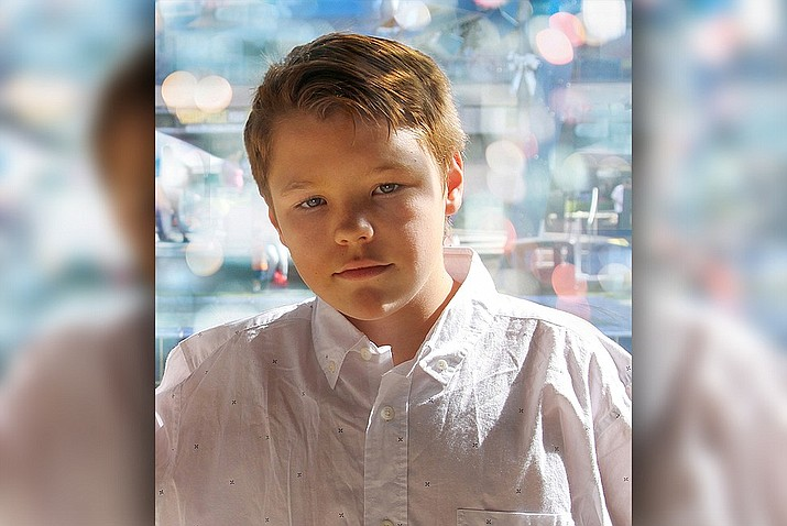 Get to know Brian at and other adoptable children at childrensheartgallery.org. (Arizona Department of Child Safety)