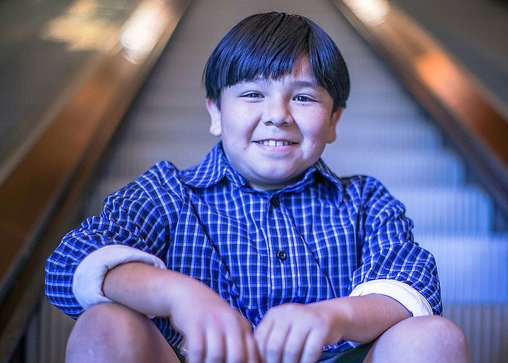 Get to know Joebert at and other adoptable children at childrensheartgallery.org. (Arizona Department of Child Safety)