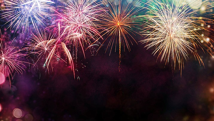 Come enjoy the biggest fireworks display in WPA's and Lake Havasu City's history. Shows will be every night, weather permitting from Thursday, Feb. 13 through Sunday, Feb. 16 at the Havasu 95 Speedway in Lake Havasu City. (Stock image)