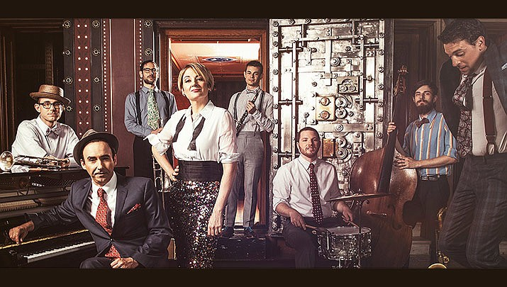 The Hot Sardines will be performing at the Yavapai College Performing Arts Center, 1100 E. Sheldon St. in Prescott from 7 to 9 p.m. on Sunday, Feb. 9. (Yavapai College Performing Arts Center)