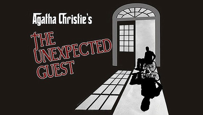 "Prescott Center for the Arts presents ""The Unexpected Guest,"" 7:30 p.m. Friday, 8; 2 p.m. Sunday, Feb. 2, and Saturday and Sunday, Feb. 8-9. Tickets are $17 for youth, $20 for seniors and $22 for adults. www.pca-az.net."