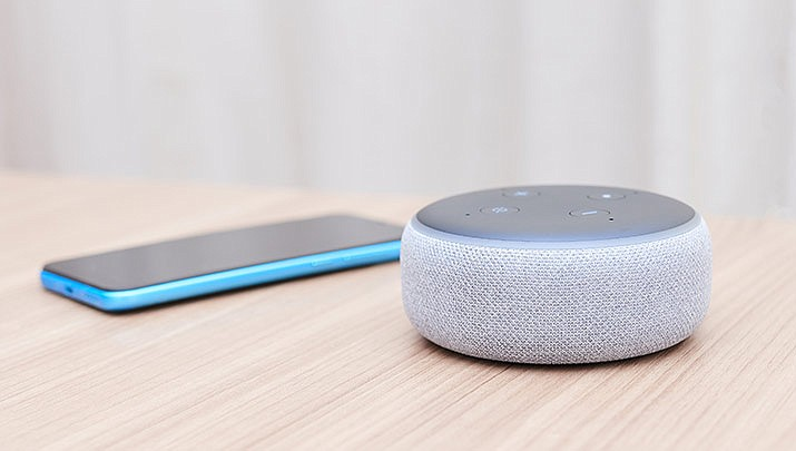 An effort to use voice-assistant devices like Amazon's Alexa to detect signs of memory problems in people has gotten a boost with a grant from the federal government. (Stock image)