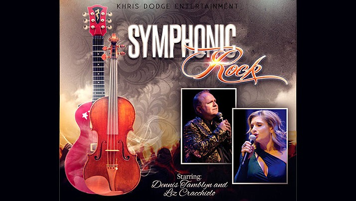 """Symphonic Rock"" is being held at the Elks Theatre & Performing Arts Center, 117 E. Gurley St. in Prescott at 7 p.m. on Saturday, Feb. 8. (Elks Theatre & Performing Arts Center)"