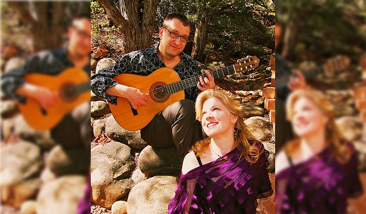 Flor de Bee is a hip & retro duo of international proportions, featuring top area performers, Susannah Martin and Vincent Z.